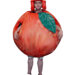 Эстафетные костюмы Яблочко