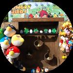 Angry Birds призовой